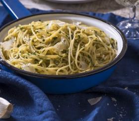 פסטה בחמאה צילום: אנטולי מיכאלו