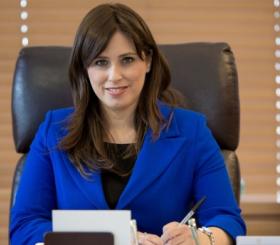 סגנית שר החוץ חוטובלי צילום: דוברות