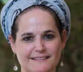 הרבנית מיכל טיקוצינסקי צילום: באדיבות המצלם
