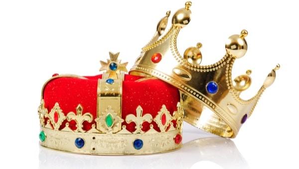 כתר המלך והמלכה
